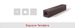Square-fenders