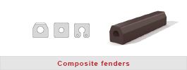Composite-fenders